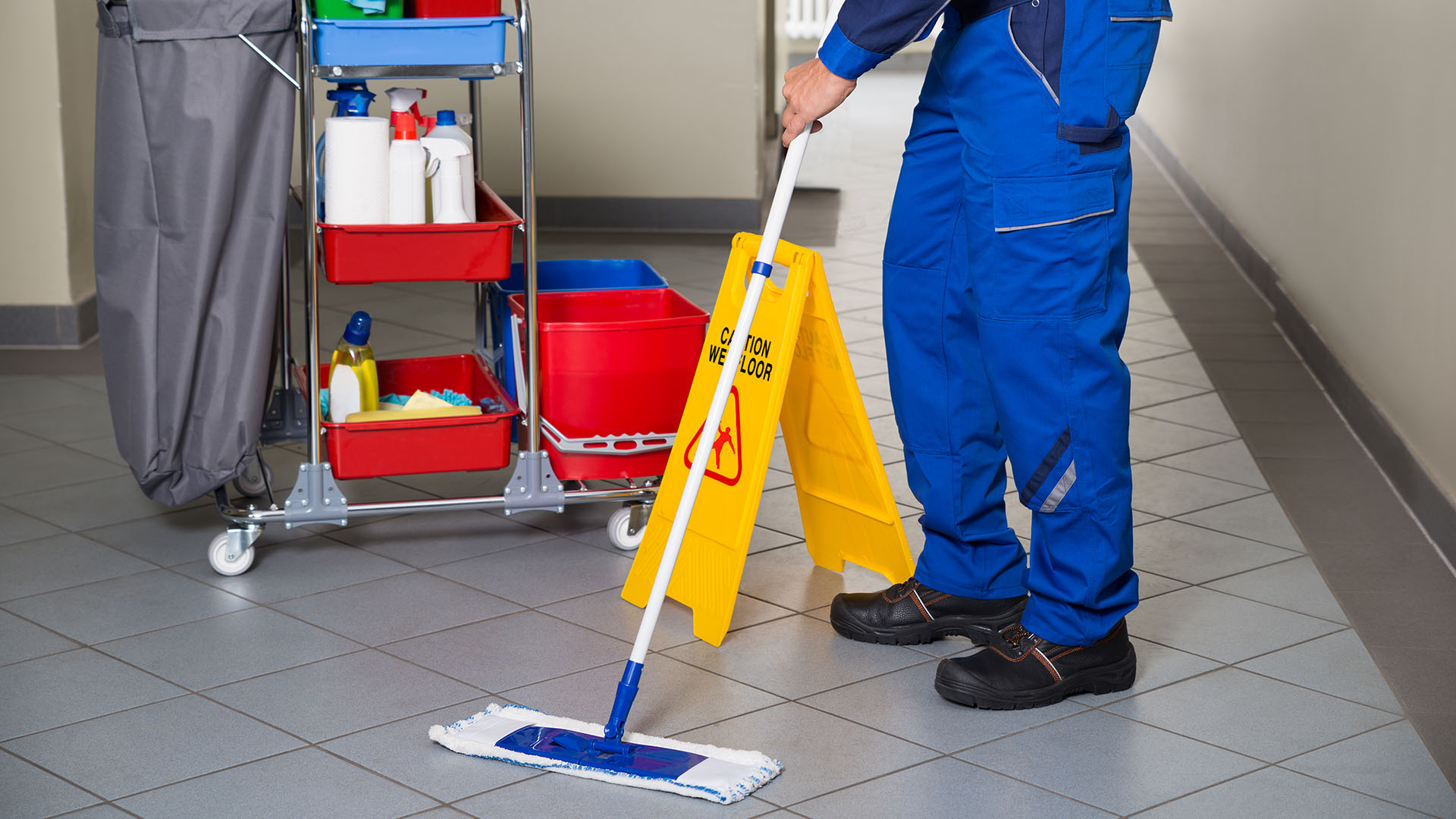 Commercial Janitorial Cleaning Service